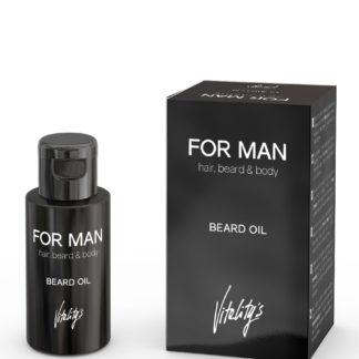 FOR MAN beard oil