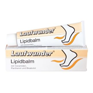 Laufwunder lipidbalm