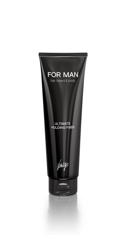 For Man Holding Fiber black