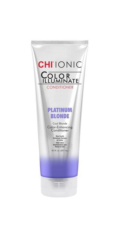 CHI Color Illuminate Platinum Blonde - Sävyttävä Hoitoaine 251ml
