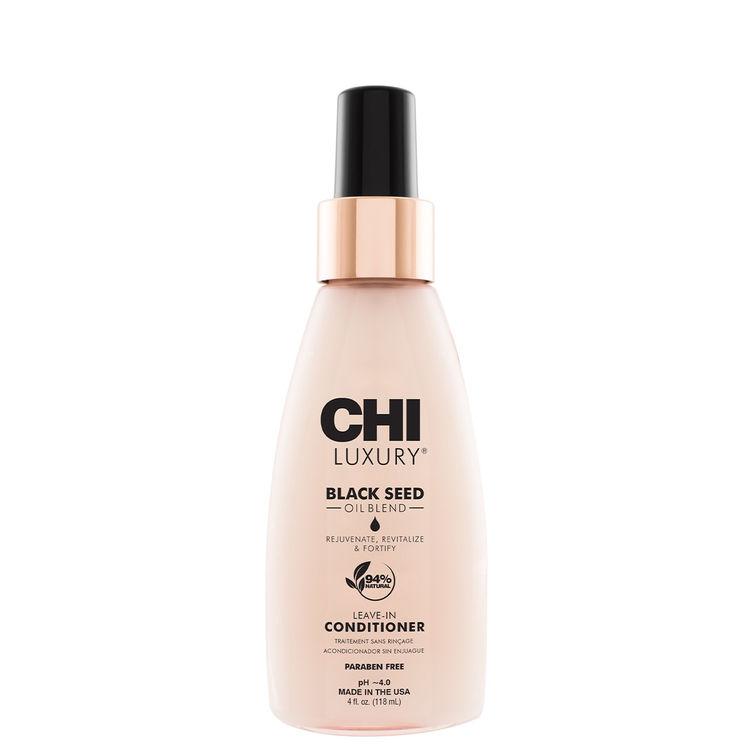 CHI Luxury Black Seed Oil Leave-In Conditioner - Hiuksiin Jätettävä Hoitoaine 118ml