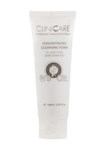 Cliniccare Concentrated Cleansing Foam 100ml