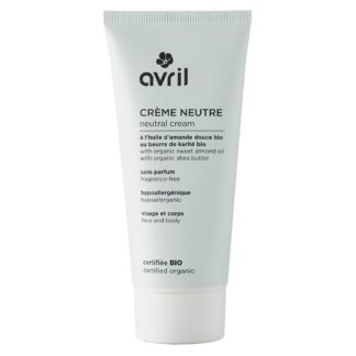 avril organic neutral cream