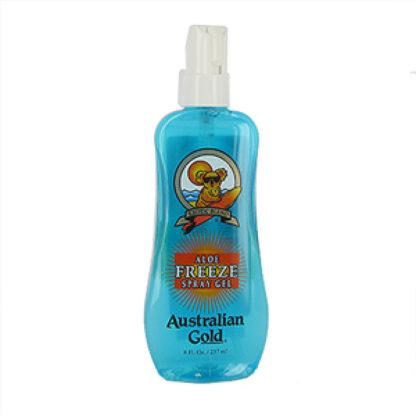 Australian gold aloe freeze spray