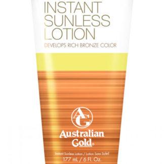 australian gold instant sunless lotion