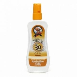 australian gold clear spray