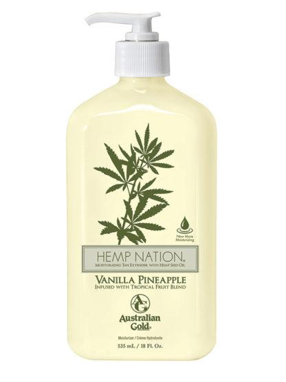 australian gold hemp nation vanilla pineapple