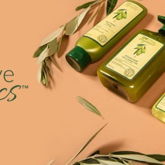 Chi Naturals with Olive Oil